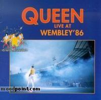 Queen - Live At Wembley