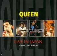 Queen - Live in Tokyo, Japan Album
