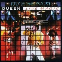 Queen - Live Magic Album