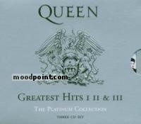 Queen - Platinum Collection, Vol. 1-3 Album