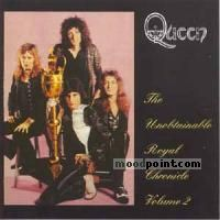 Queen - The Unobtainable Royal Collection CD2 Album