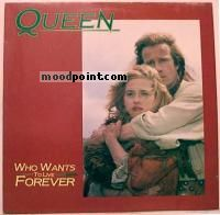 Queen - Who Wants To Live Forever Album