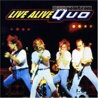 Quo Status - Live Alive Quo Album