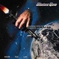 Quo Status - Never Too Late Album