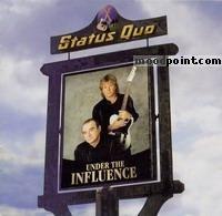 Quo Status - Under the Influence Album
