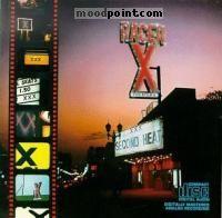 Racer X - Second Heat Album