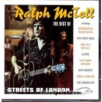 Ralph McTell - Streets of London: The Best of Ralph McTell Album