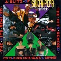 Salt N Pepa - A Blitz Of Hits: The Hits Remixed Album