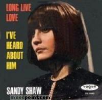 Sandie Shaw - Long Live Love Album