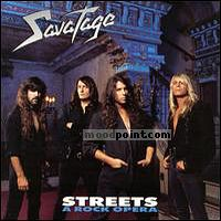 Savatage - Streets: A Rock Opera Album
