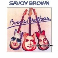 Savoy Brown - Boogie Brothers Album