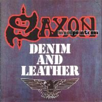 Saxon - Denim and Leather Album