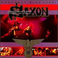 Saxon - Greatest Hits Live Album