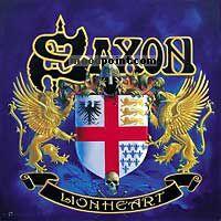 Saxon - Lionheart Album