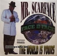 SCARFACE - The World is Yours Album