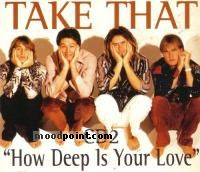 Take That - How Deep Is Your Love Album