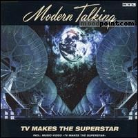 Talking Modern - TV Makes the Superstar Album