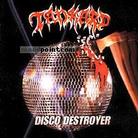 Tankard - Disco Destroyer Album