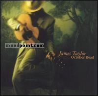 Taylor James - October Road Album