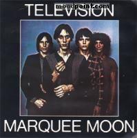 TELEVISION - Marquee Moon Album