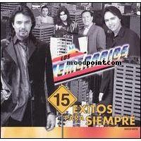 Temerarios Los - 15 Exitos Para Siempre Album