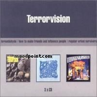 Terrorvision - How To Make Friends and Influence People Album