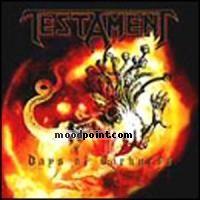 Testament - Days Of Darkness (CD 1) Album