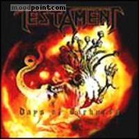 Testament - Days Of Darkness (CD 2) Album