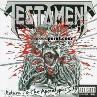 Testament - Return to the Apocalyptic City Album