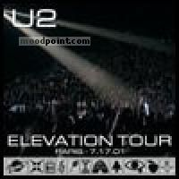 U2 - Elevation Tour: Live A Bercy, Paris (CD 1) Album