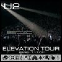 U2 - Elevation Tour: Live A Bercy, Paris (CD 2) Album