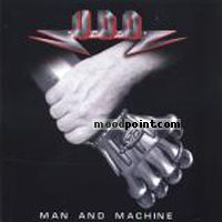 U.D.O. - Man and Machine Album