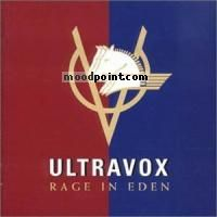 Ultravox - Rage in eden Album