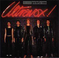 Ultravox - Ultravox! Album