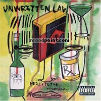 Unwritten Law - Here