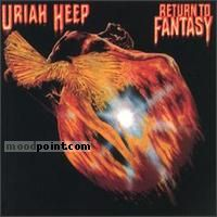 Uriah Heep - Return To Fantasy Album