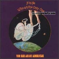 Van Der Graaf Generator - H To He Who Am The Only One Album