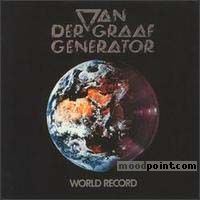 Van Der Graaf Generator - World Record Album