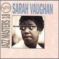 Vaughan Sarah - Jazz Masters 18 Album