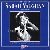 Vaughan Sarah - Summertime Album