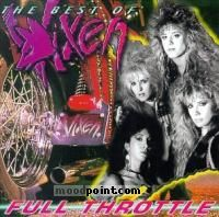 Vixen - Full Throttle: The Best Of Album