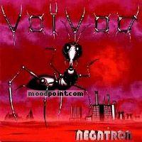 Voivod - Negatron Album
