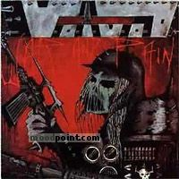 Voivod - War and Pain Album
