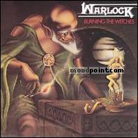 Warlock - Burning The Witches Album