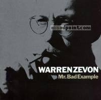 WARREN ZEVON - Mr. Bad Example Album