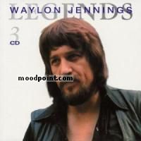 Waylon Jennings - Legends Album