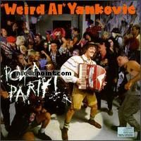 Weird Al Yankovic - Polka Party Album
