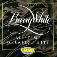 White Barry - All-Time Greatest Hits Album