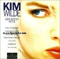 Wilde Kim - The Gold Collection Album