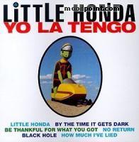 Yo La Tengo - Little Honda EP Album